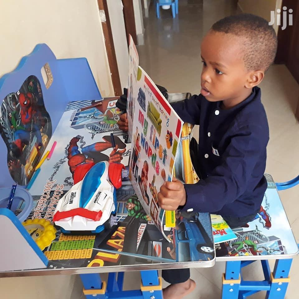 Kids Homework Desk | Children's Furniture for sale in Ilala, Dar es Salaam, Tanzania