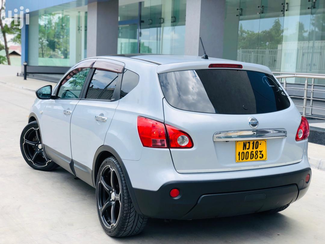Archive: New Nissan Dualis 2008 Silver