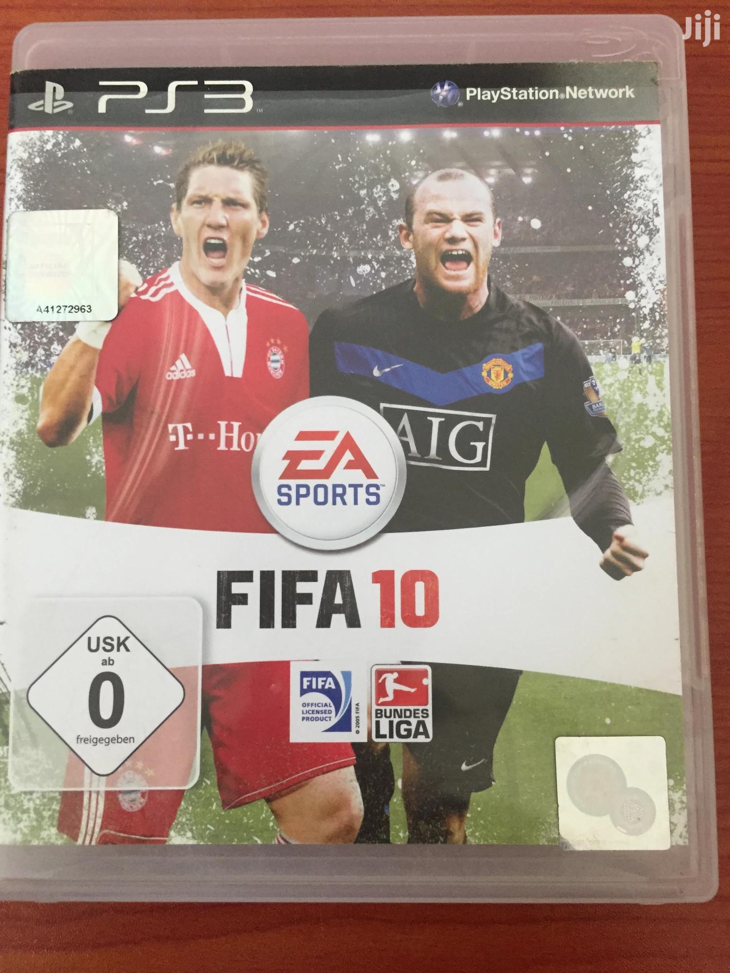 Ps3 Games (Fifa 10,11,12,13 & 14)