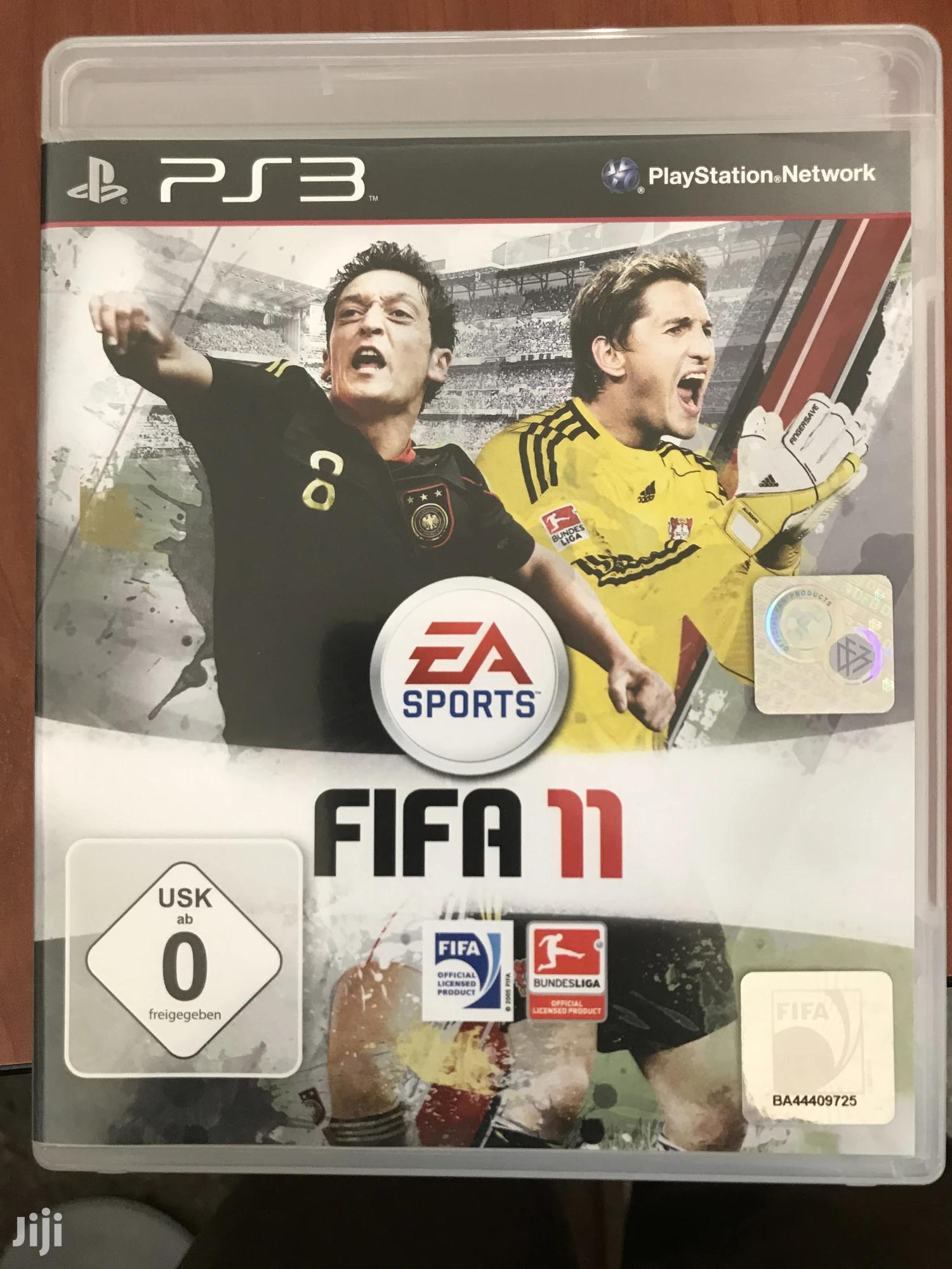 Ps3 Games (Fifa 10,11,12,13 & 14)   Video Games for sale in Arusha, Arusha Region, Tanzania