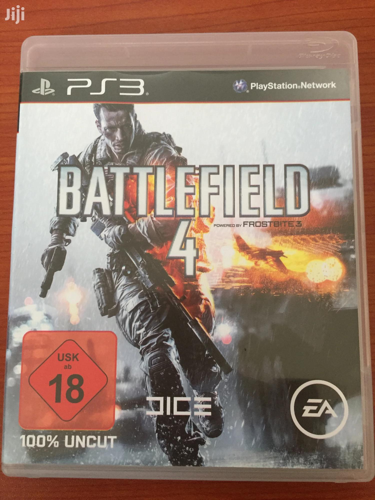 Ps3 Games (Battlefield 2,3 4 ) | Video Games for sale in Arusha, Arusha Region, Tanzania