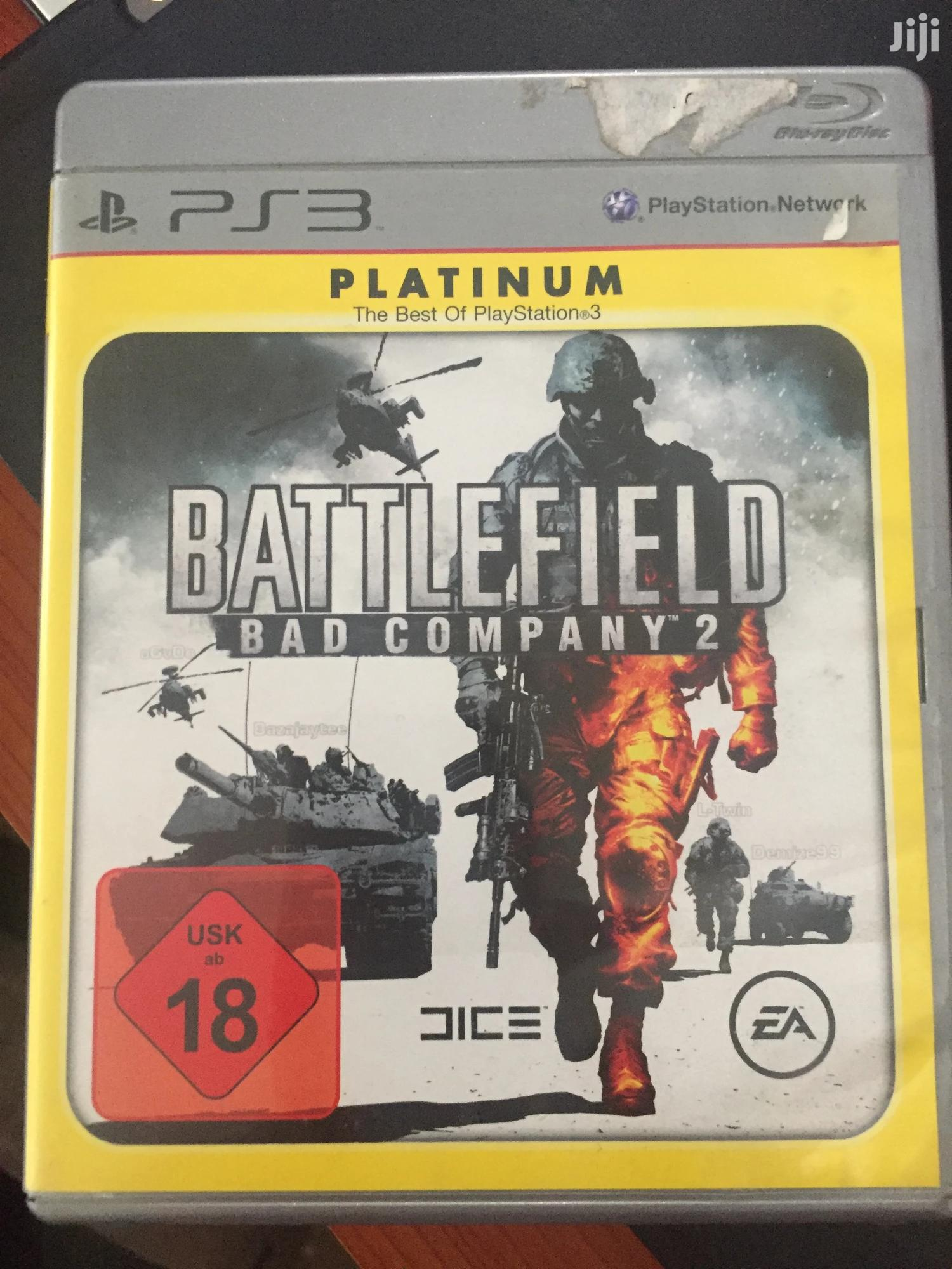 Ps3 Games (Battlefield 2,3 4 )
