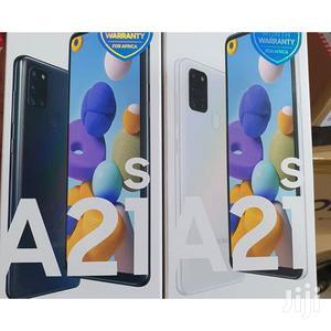 New Samsung Galaxy A21s 64 GB Black | Mobile Phones for sale in Dar es Salaam, Ilala