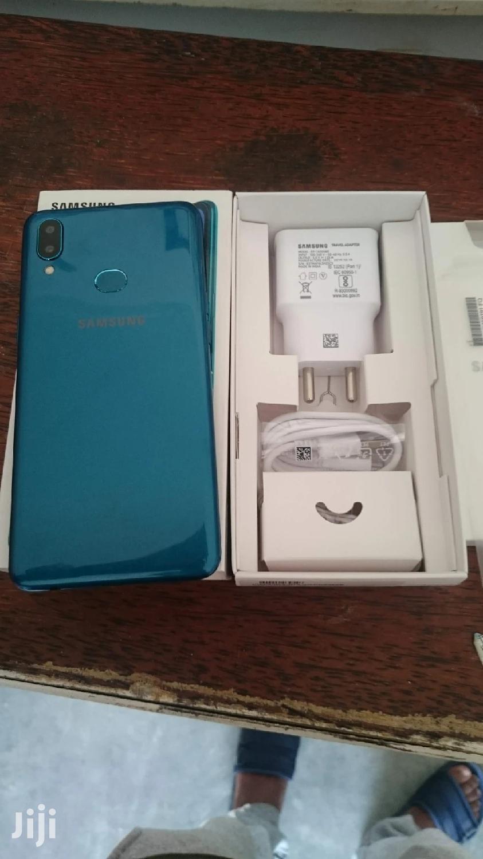 New Samsung Galaxy A10s 32 GB Green   Mobile Phones for sale in Unguja North, Zanzibar, Tanzania