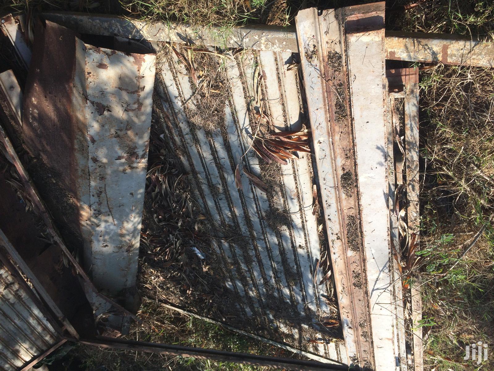 Archive: Frame Sliding Gates Available