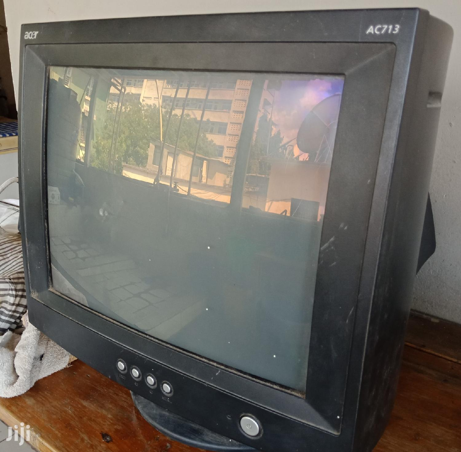 Used Desktop Moniter In Good Working Condition. | Computer Monitors for sale in Ilala, Dar es Salaam, Tanzania
