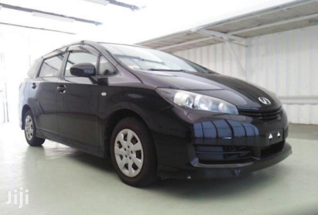 Toyota Wish 2010 Black