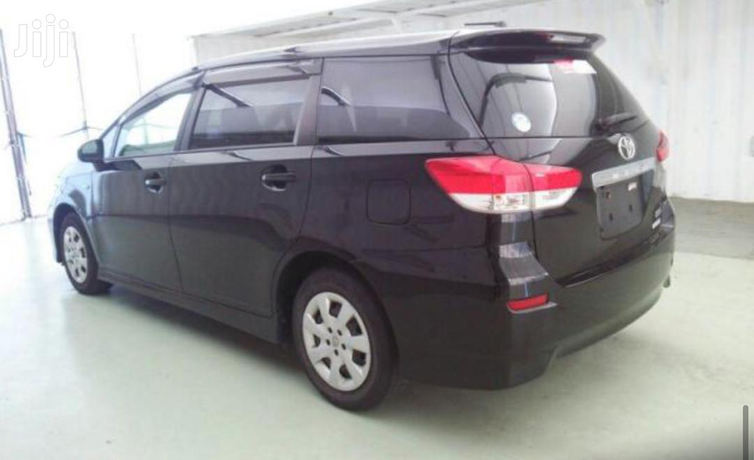 Toyota Wish 2010 Black | Cars for sale in Kinondoni, Dar es Salaam, Tanzania