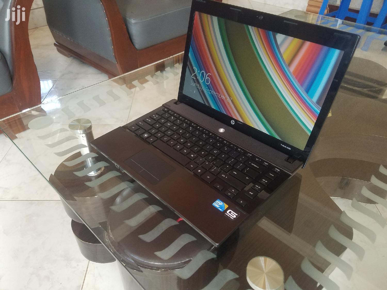 Laptop HP ProBook 4420S 4GB Intel Core I3 HDD 500GB