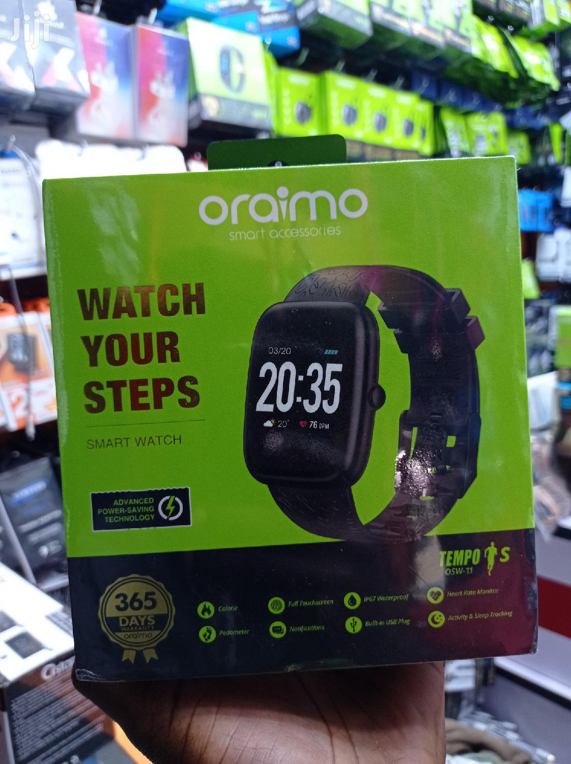 Oraimo Smart Watch