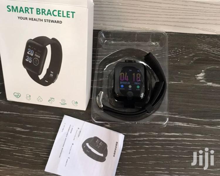 Id116plus Smart Watch | Smart Watches & Trackers for sale in Ilala, Dar es Salaam, Tanzania