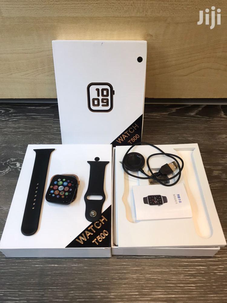 T500 Pro Smartwatch | Smart Watches & Trackers for sale in Kinondoni, Dar es Salaam, Tanzania