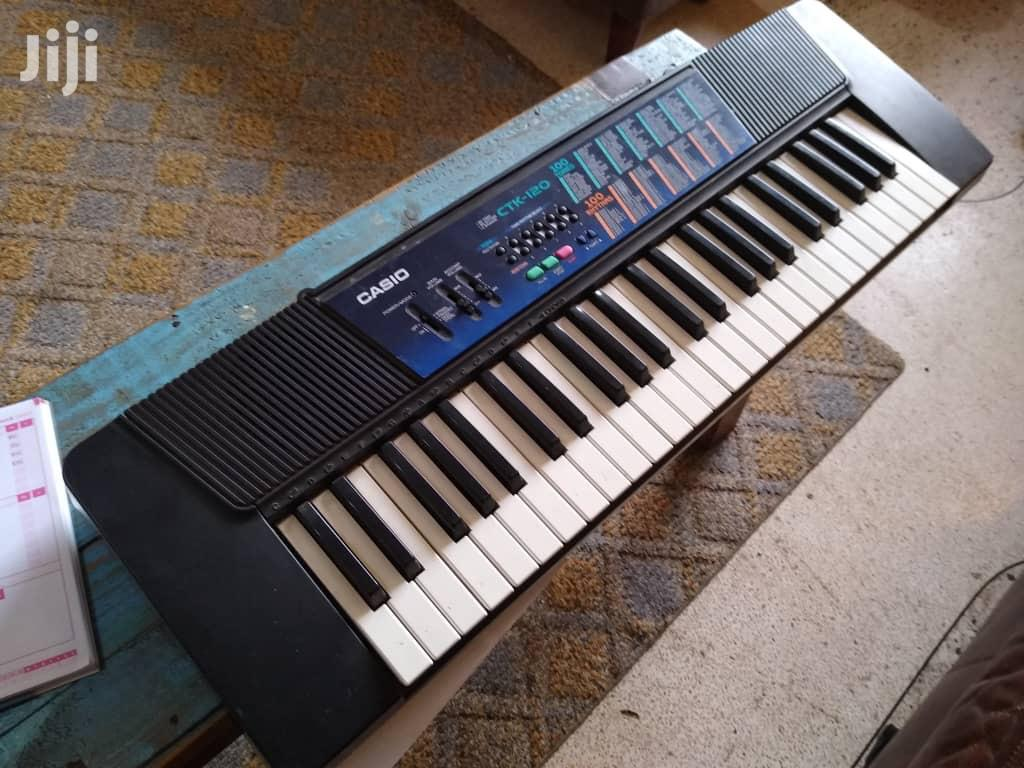 Archive: Kinanda *Originally* Casio Ctk-120