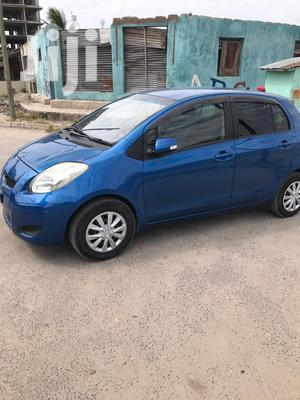 Toyota Vitz 2010 Blue   Cars for sale in Dar es Salaam, Kinondoni