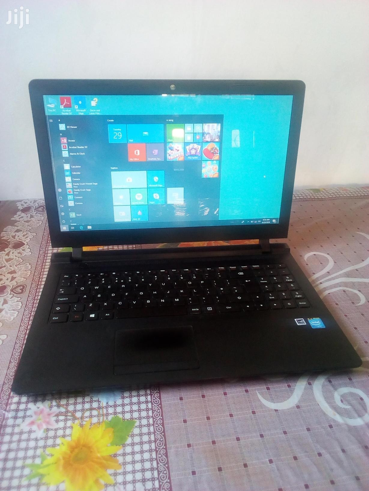 Archive: Laptop Lenovo IdeaPad 100 2GB Intel SSHD (Hybrid) 500GB