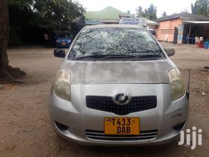 Toyota Vitz 2005 Silver   Cars for sale in Dar es Salaam, Kinondoni
