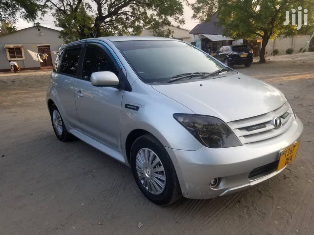Toyota IST 2007 Silver | Cars for sale in Kinondoni, Dar es Salaam, Tanzania