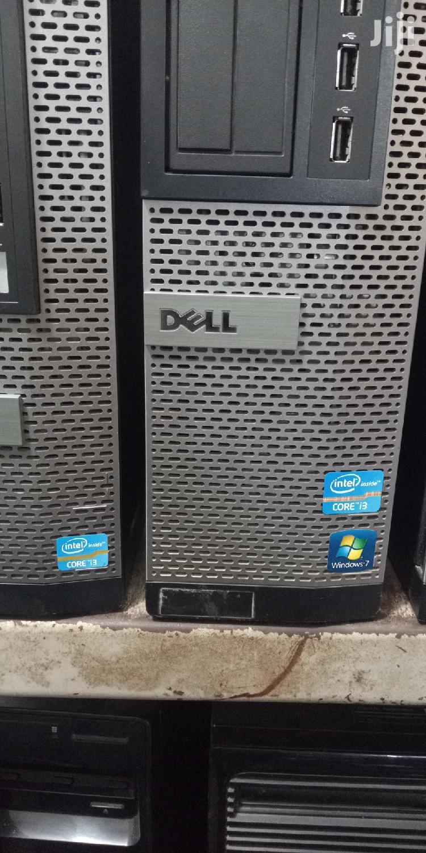 Desktop Computer Dell OptiPlex 7050 4GB Intel Core i3 HDD 500GB