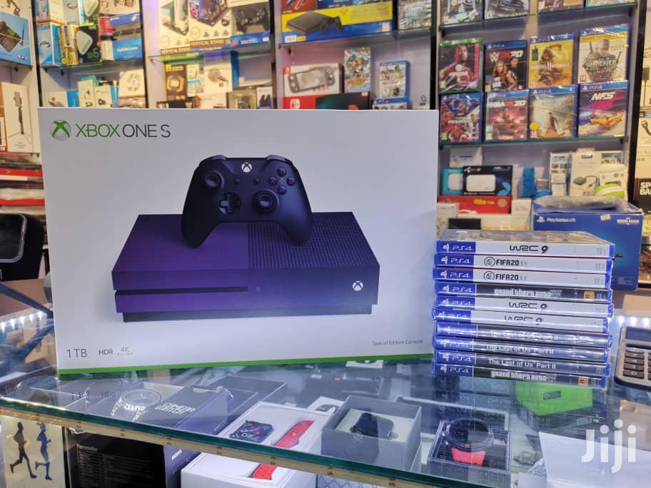 Xbox One S 1TB Console - Black | Video Game Consoles for sale in Ilala, Dar es Salaam, Tanzania