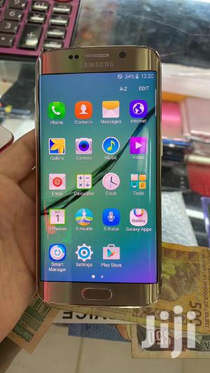 New Samsung Galaxy S6 edge 32 GB Gold | Mobile Phones for sale in Mbeya Region, Mbeya City