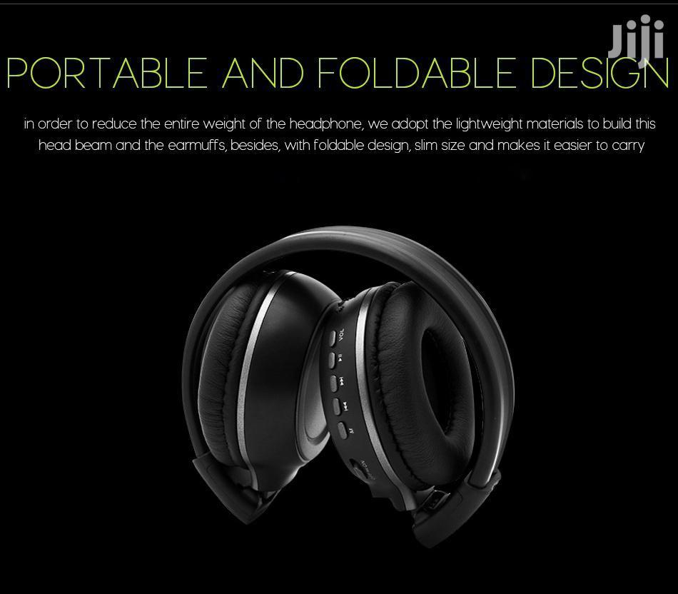 Super Bass HIFI Bluetooth Wireless Headset Free Delivery Dsm