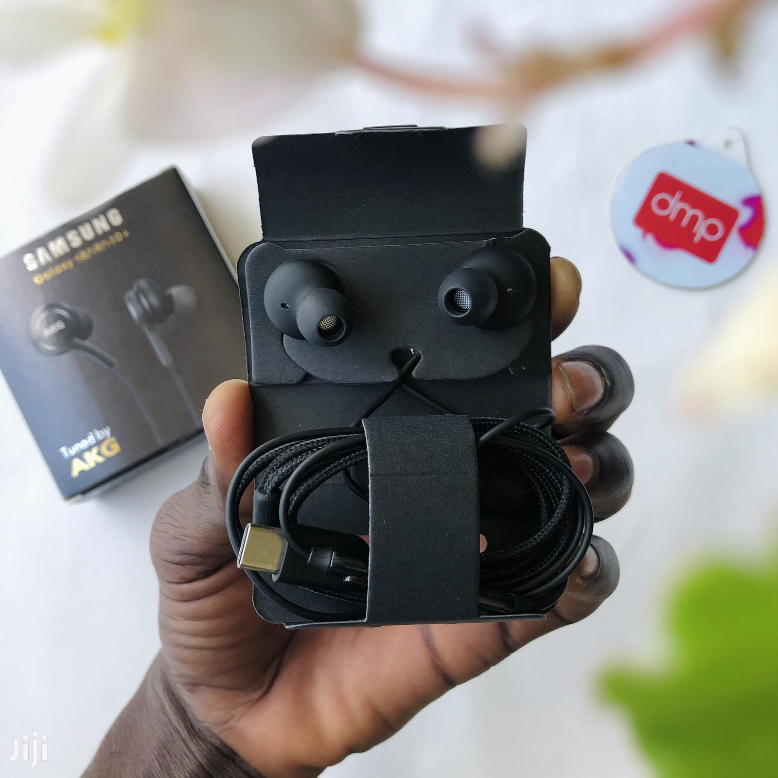 AKG Type C Earphones   Headphones for sale in Kinondoni, Dar es Salaam, Tanzania