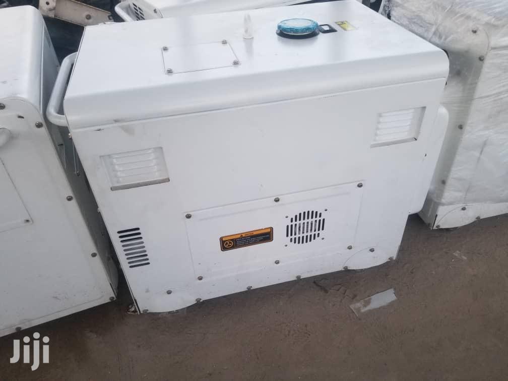 Archive: Generator 7KVA
