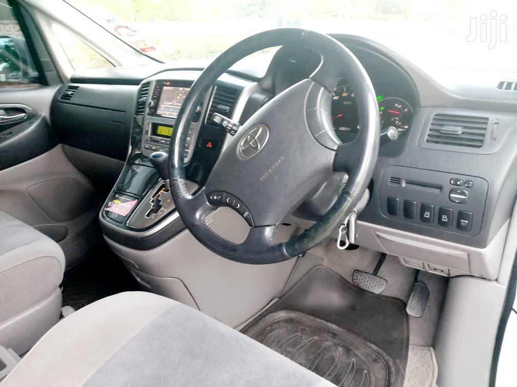 Toyota Alphard 2004 White | Cars for sale in Kinondoni, Dar es Salaam, Tanzania