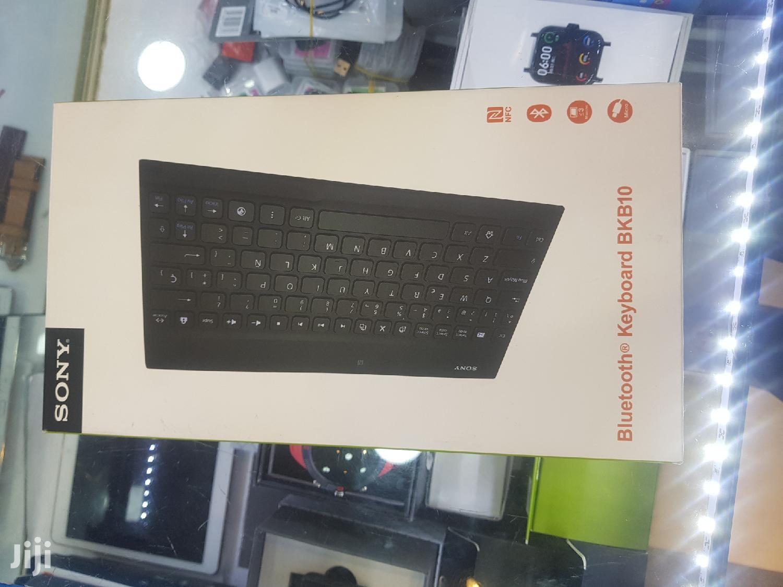 Sony Bluetooth Keyboard BKB10 Black