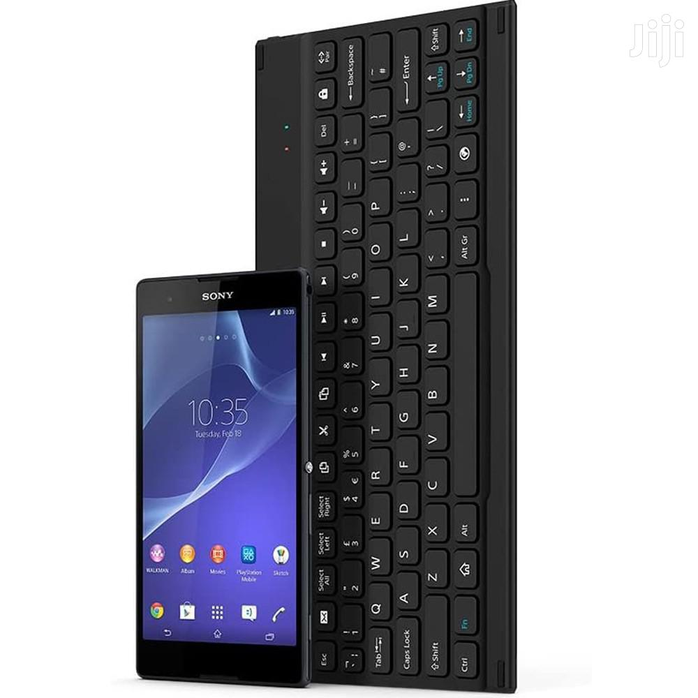 Sony Bluetooth Keyboard BKB10 Black | Accessories for Mobile Phones & Tablets for sale in Ilala, Dar es Salaam, Tanzania
