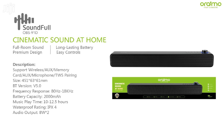 Oraimo OBS-91D Soundful Wireless Speaker