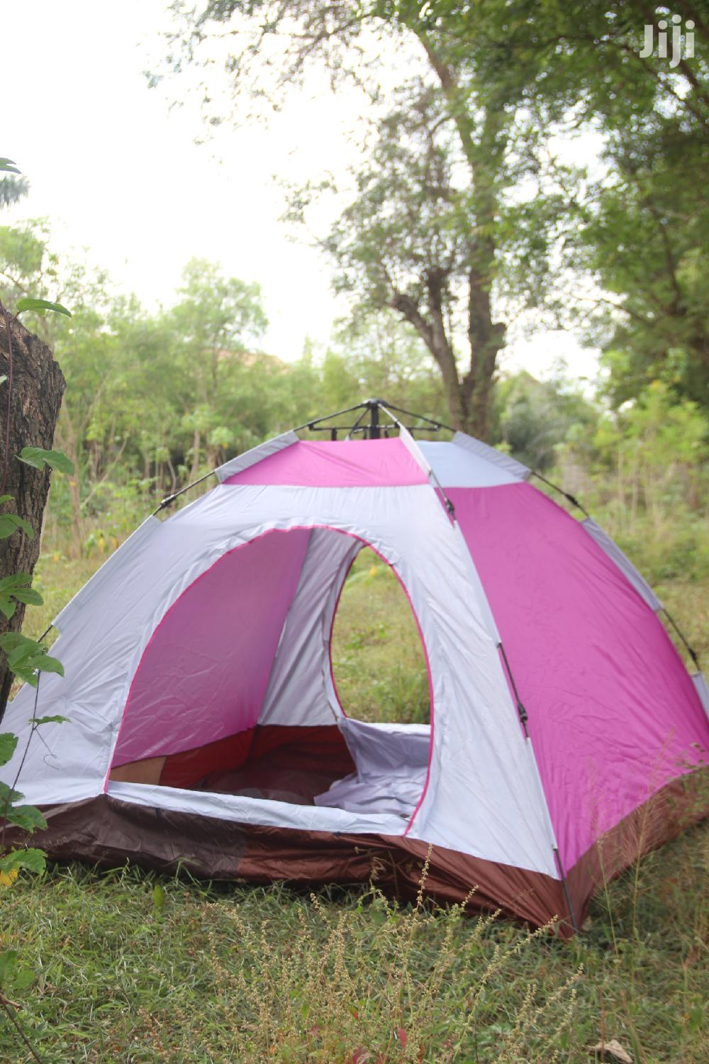 Automatic Tent For 8 Peoples