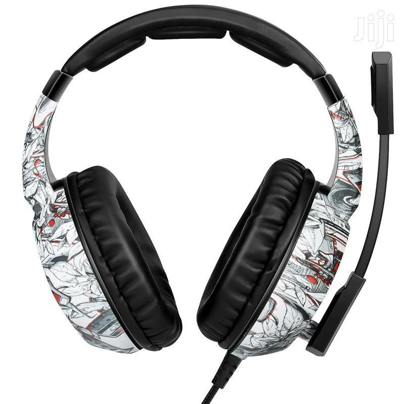 ONIKUMA K19 RGB Gaming Headphone Stereo Noise Reduction