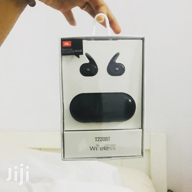 Jbl T220bt Sport Wireless Earbuds