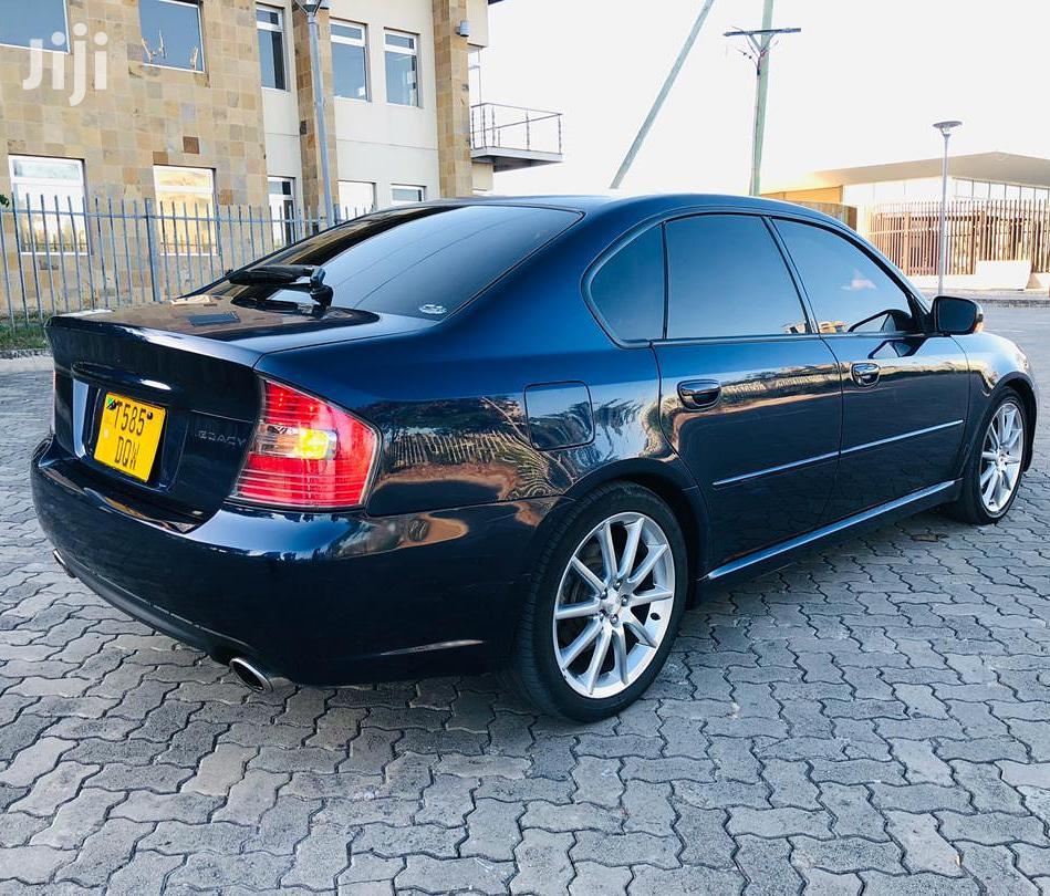 Archive: Subaru Legacy 2004 Black