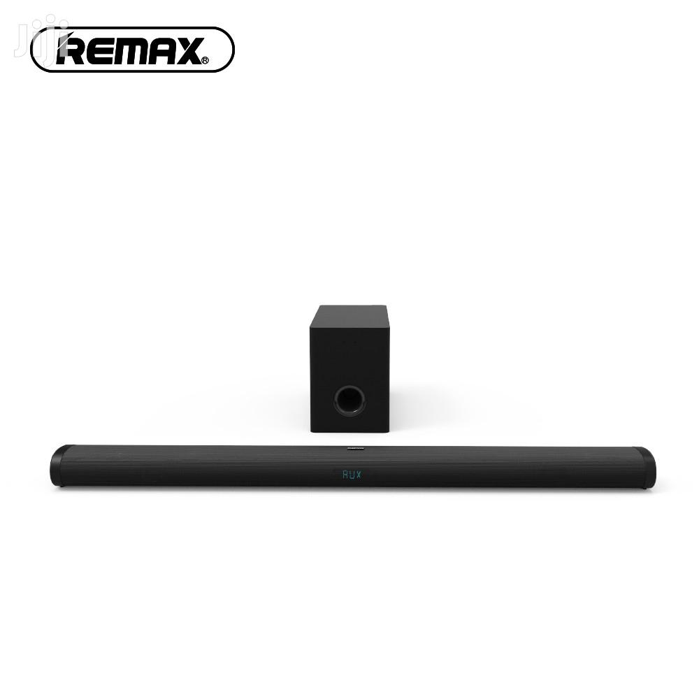 Remax RTS-10 Soundbar Home Theater With Subwoofer | Audio & Music Equipment for sale in Ilala, Dar es Salaam, Tanzania