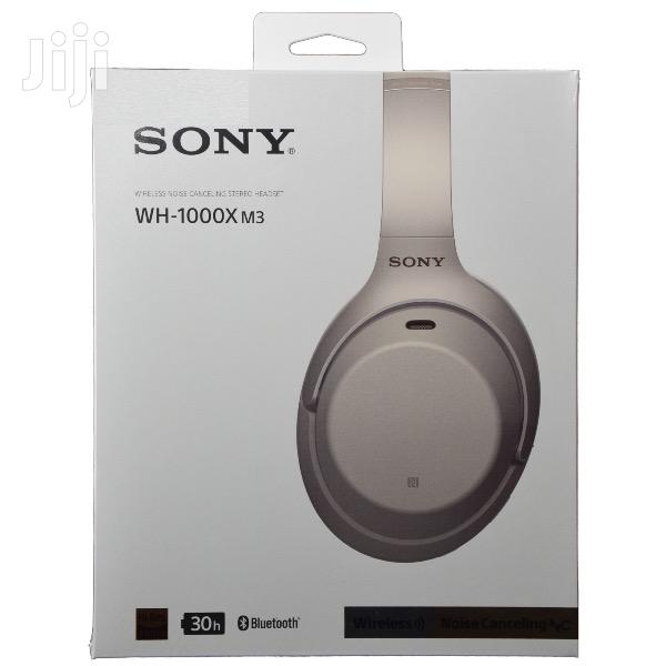Archive: Sony WH-1000XM3