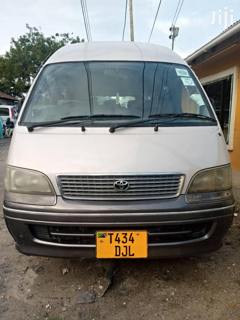 Toyota Hiace For Sale.   Buses & Microbuses for sale in Kinondoni, Dar es Salaam, Tanzania