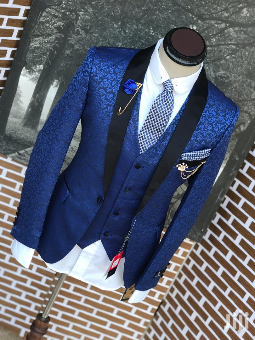 Archive: High Quality Suits Available