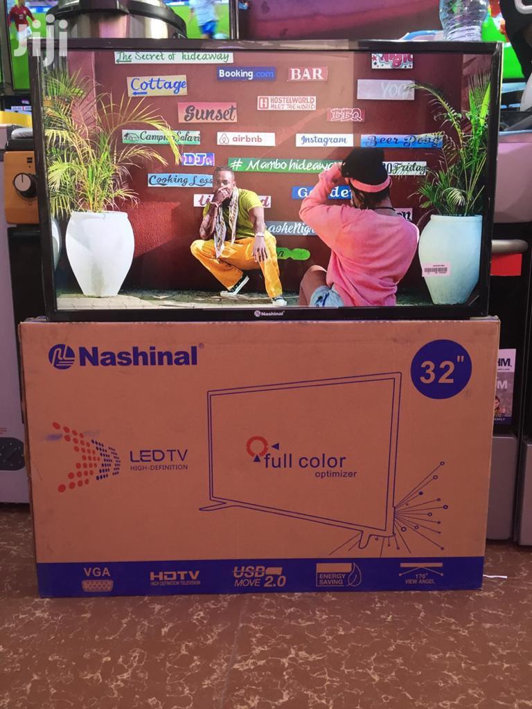 """Archive: Nashinal 32"""" LED TV"""