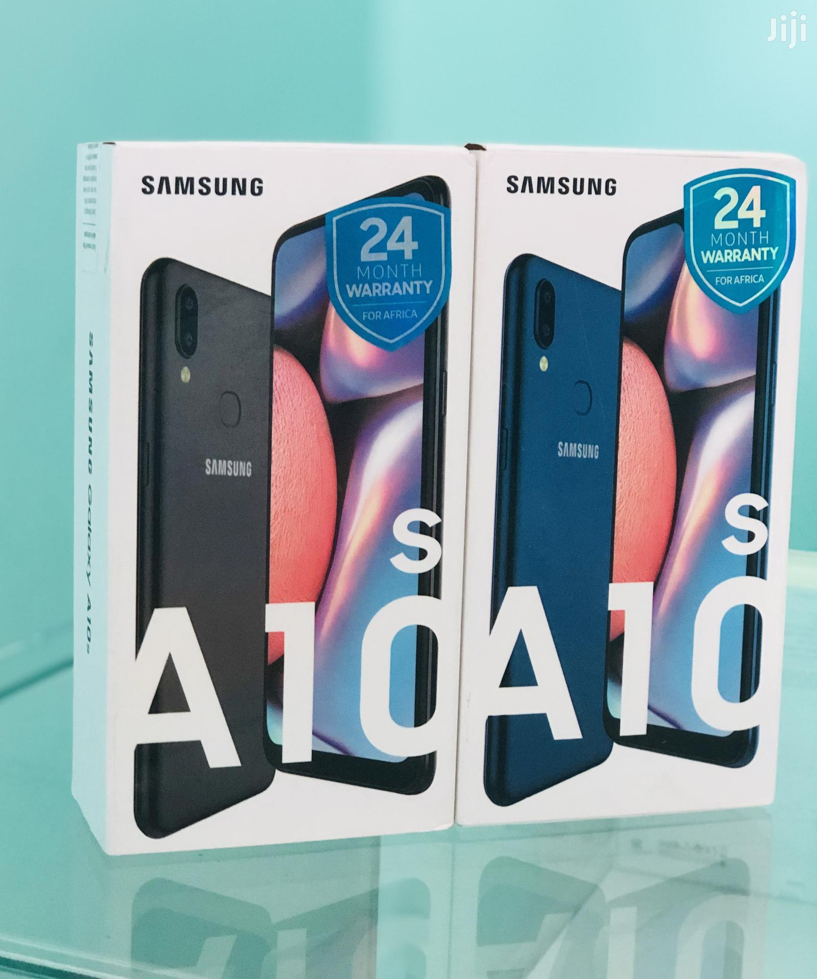 New Samsung Galaxy A10s 32 GB Black | Mobile Phones for sale in Ilala, Dar es Salaam, Tanzania