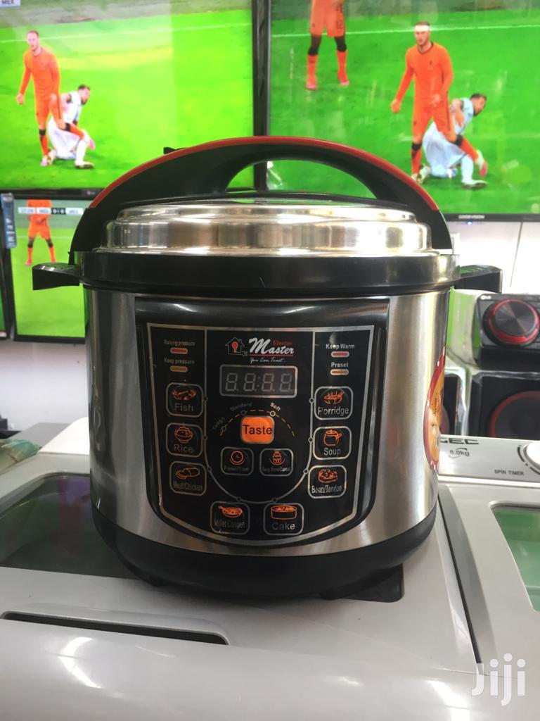 Electro Master Pressure Cooker | Kitchen Appliances for sale in Ilala, Dar es Salaam, Tanzania