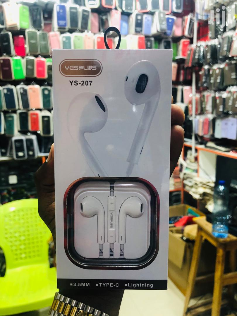 iPhone Earpods | Accessories for Mobile Phones & Tablets for sale in Ilala, Dar es Salaam, Tanzania