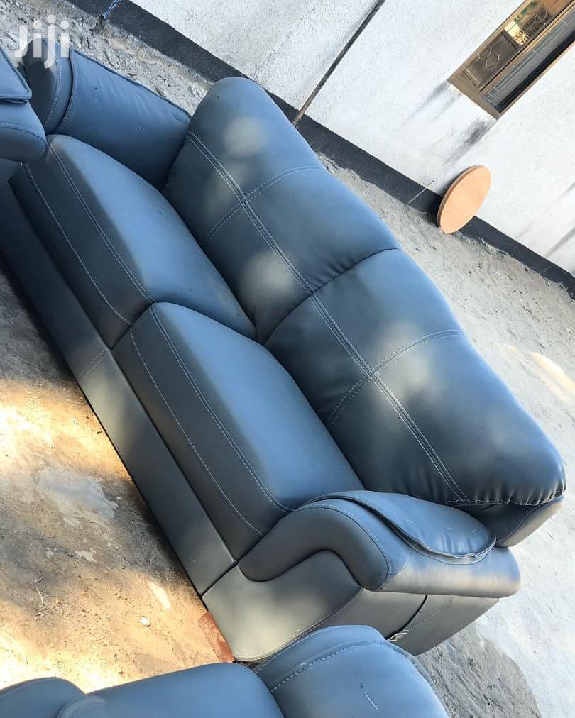 Elegant Sofa Leather (3:2:1:1)