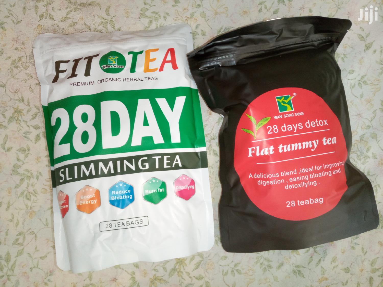 Slimming Tea | Vitamins & Supplements for sale in Ilala, Dar es Salaam, Tanzania