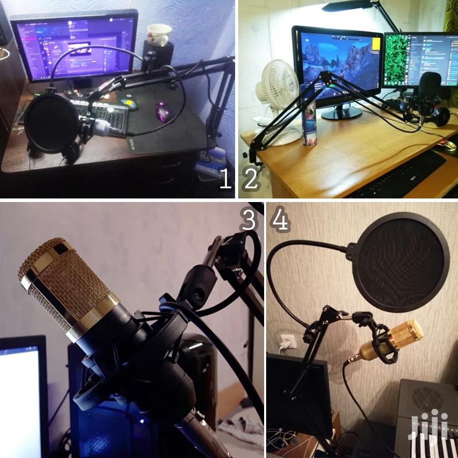 Archive: Professional BM-800 Condenser Audio 3.5mm Wired Studio Micrm