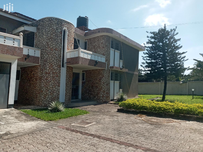 6 Bedroom House For Rent In Mikocheni Not Far From Rose Garden