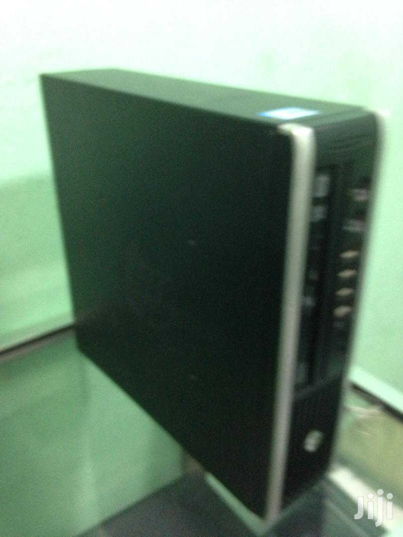 Desktop Computer HP 4GB Intel Core i5 HDD 500GB | Laptops & Computers for sale in Ilala, Dar es Salaam, Tanzania