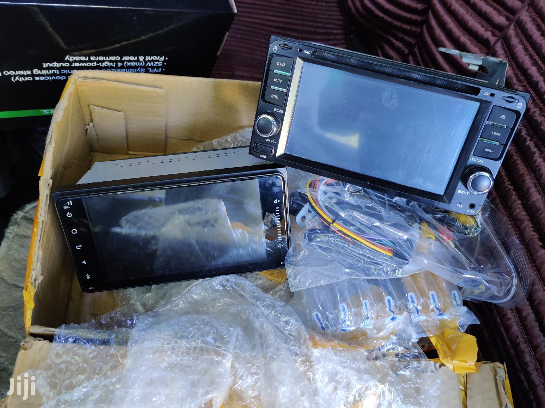 Android Car Radio Excellent Condition   Vehicle Parts & Accessories for sale in Kinondoni, Dar es Salaam, Tanzania