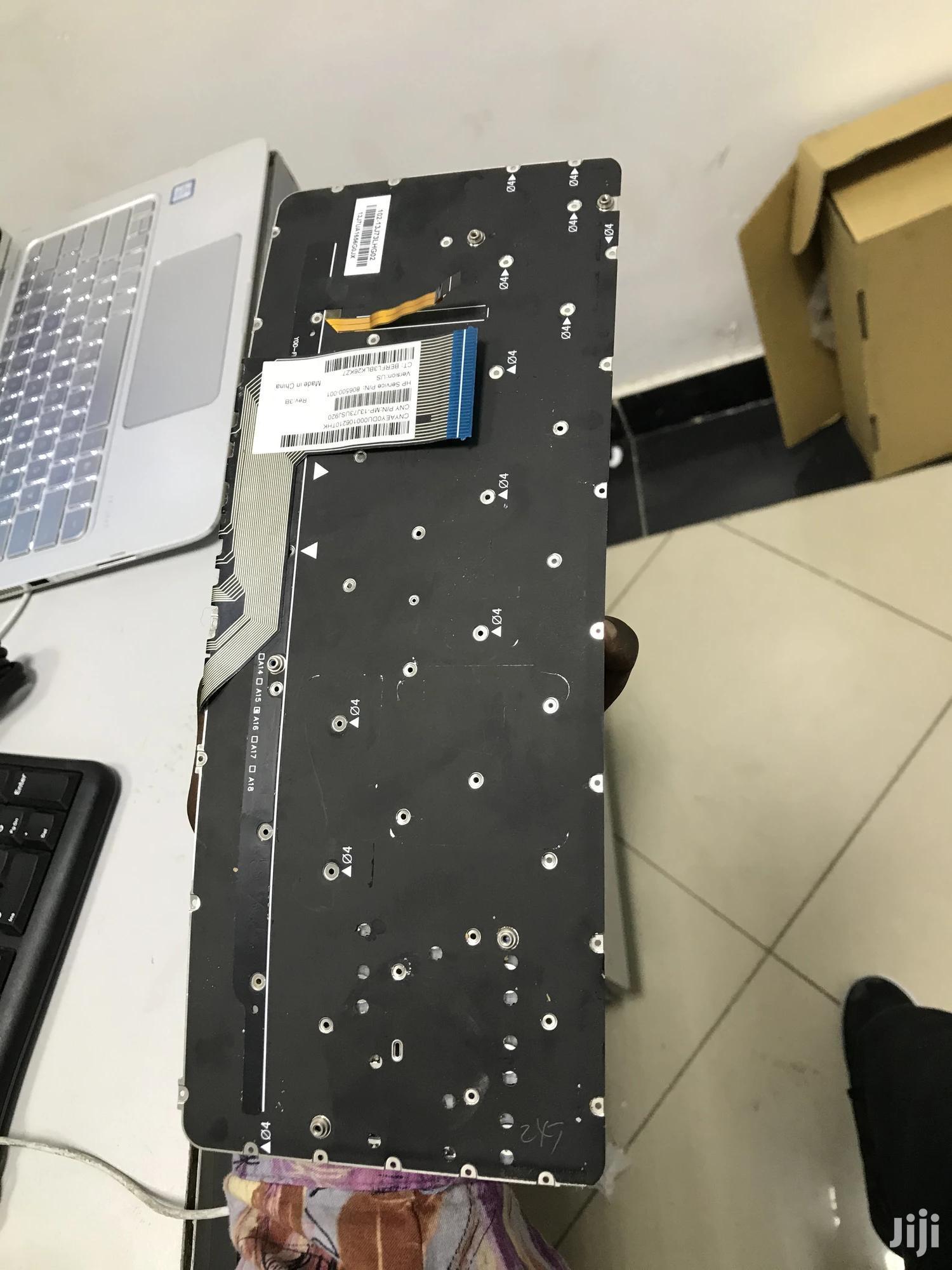 HP Spectre Keyboard | Computer Accessories  for sale in Ilala, Dar es Salaam, Tanzania